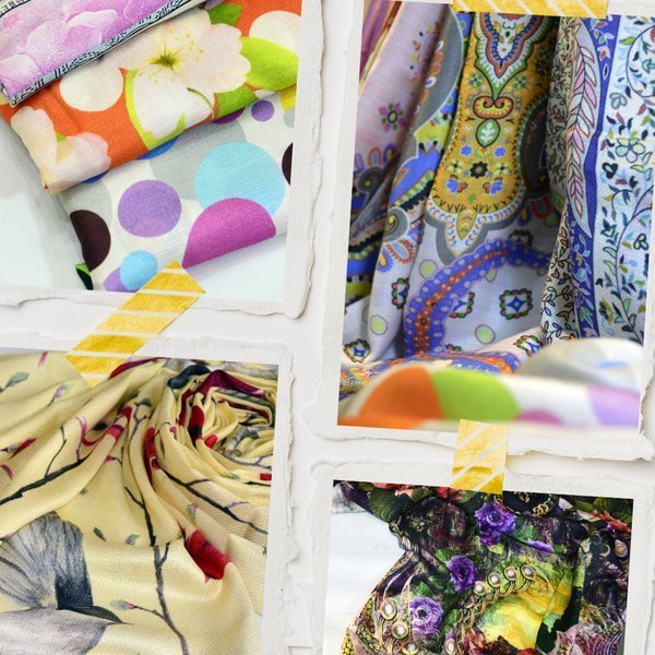design your own custom scarves at wholesale prices - buy direct from manufacturer and exporter